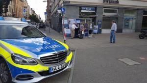 Aktion auf dem Marienplatz